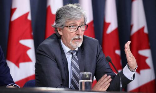 Canada's privacy commissioner, Daniel Therrien.